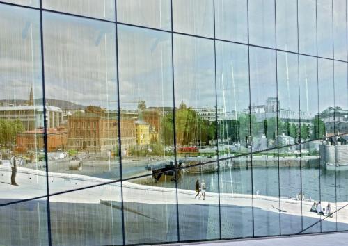Spiegelung 10 Oslo