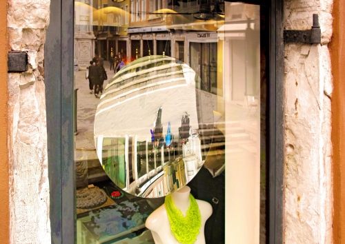 Spiegelung Venedig 3