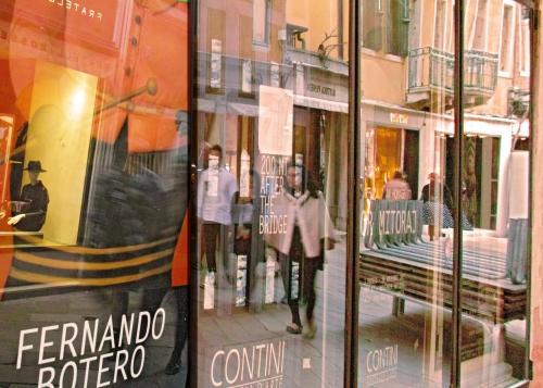 Spiegelung Venedig 4