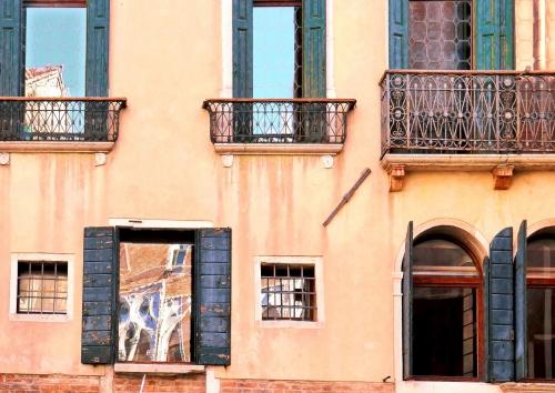 Spiegelung Venedig 5